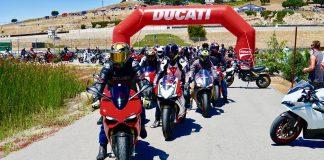 Ducati Island at Laguna Seca WordSBK 2018