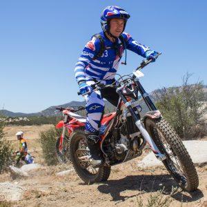 2018 Beta Trials Day At MotoVentures practice