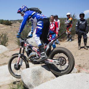 2018 Beta Trials Day At MotoVentures riding