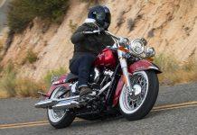2018 Harley-Davidson Deluxe torque