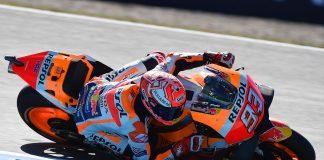 2018 Assen MotoGP Qualifying Honda Marc Marquez