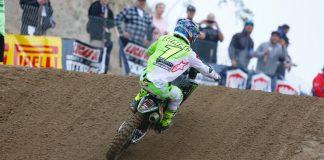 Kawasaki Eli Tomac wins MX