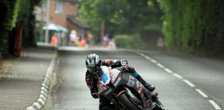 2018 Isle of Man TT Supersport Race 1 Michael Dunlop