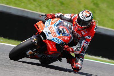 2018 Mugello MotoGP Results Ducati Jorge Lorenzo