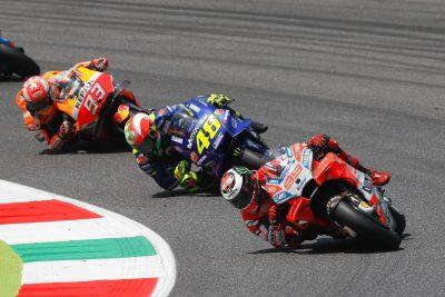 2018 Mugello MotoGP Results Lorenzo Leads