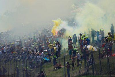 2018 Mugello MotoGP Results crowd