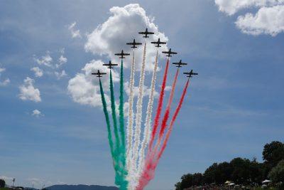 2018 Mugello MotoGP Results Italian Flag