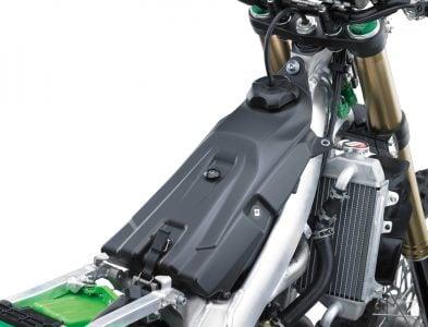 2019 Kawasaki KX450F fuel tank