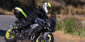 Project Yamaha MT-10 Sport Tourer