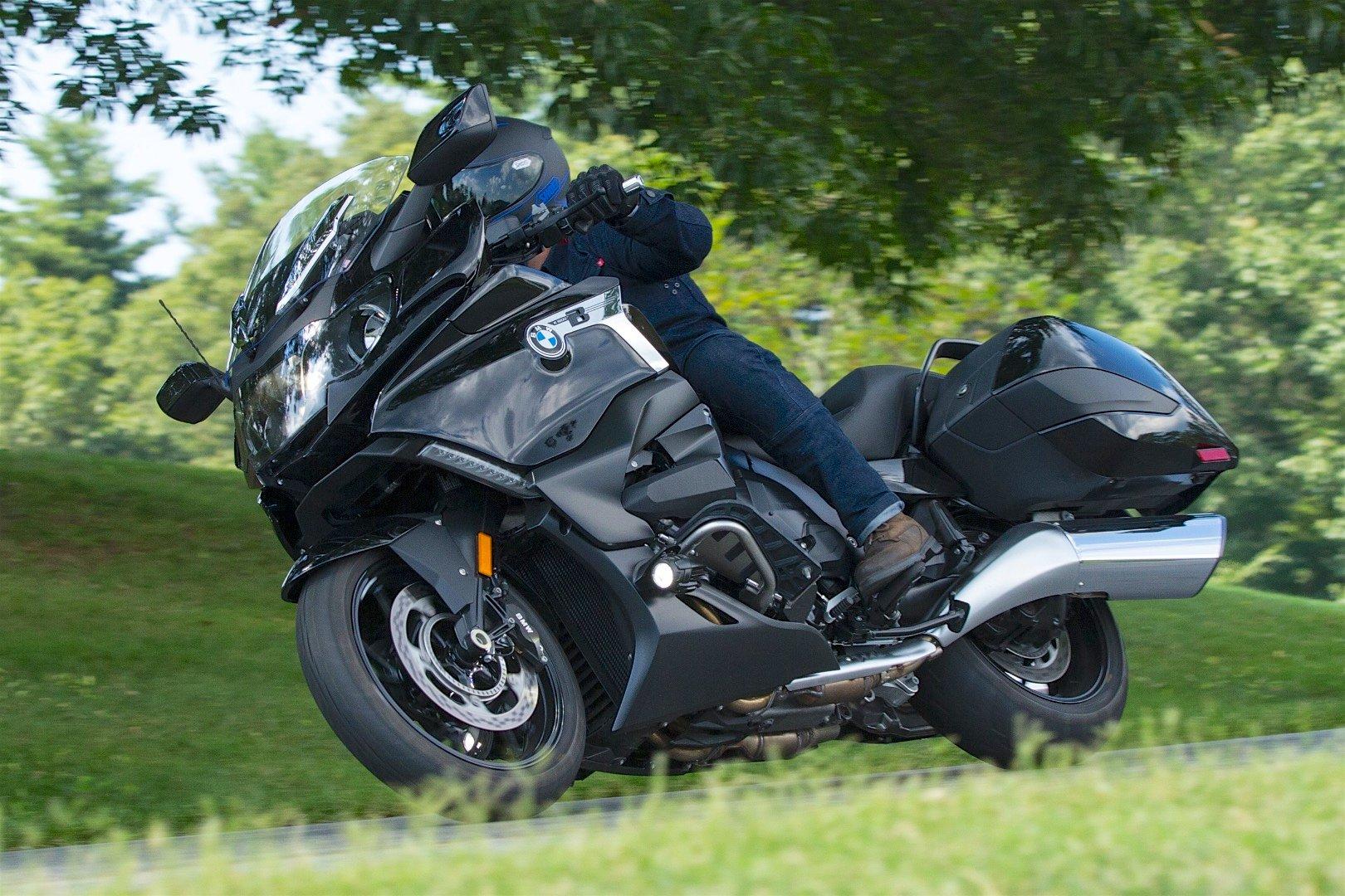 BMW K 1600 B Review