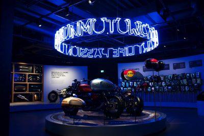 Triumph motorcycle musuem