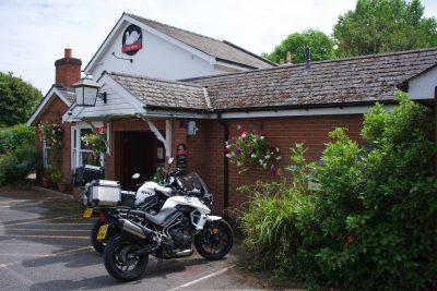 Swann Inn Hereford review