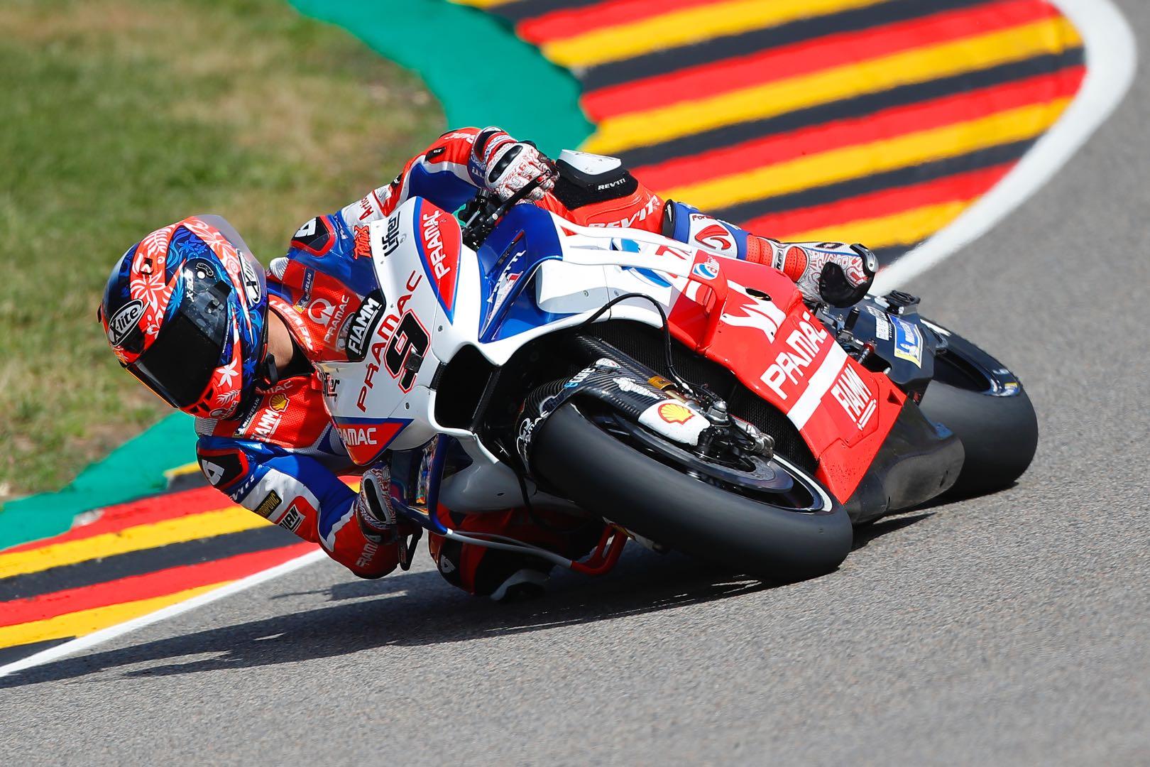 2018 Sachsenring MotoGP Qualifying: Ducati Danilo Petrucci
