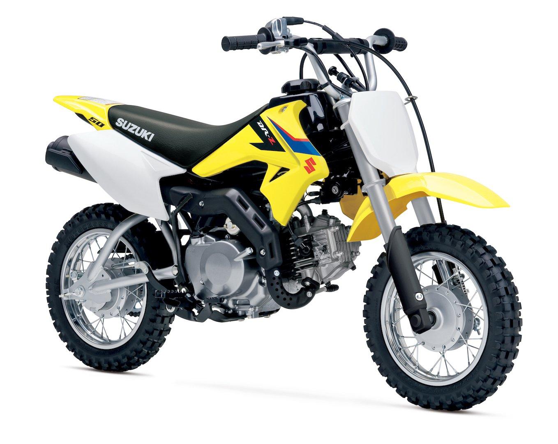 2019 Suzuki DR-Z50 First Look (11 Fast Facts)