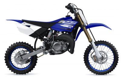 2019 Yamaha YZ85 test