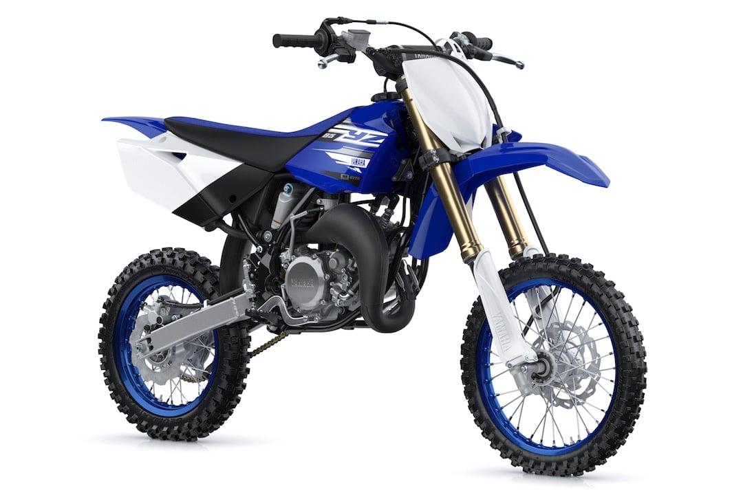 2019 Yamaha YZ85 horsepower