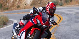 Honda CBR1000RR SP testing