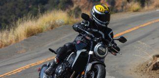 2018 Honda CB1000R Review - left corner