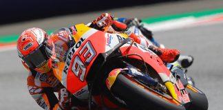 2018 Austria MotoGP Qualifying Honda Marc Marquez