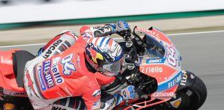 2018 Brno MotoGP Qualifying Results Andrea Dovizioso