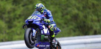 2018 Brno MotoGP Results Yamaha Valentino Rossi