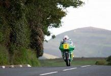 2018 Classic TT Qualifying: John McGuinness Paton