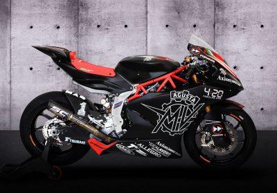 MV Agusta F2 Moto2 romano fenati
