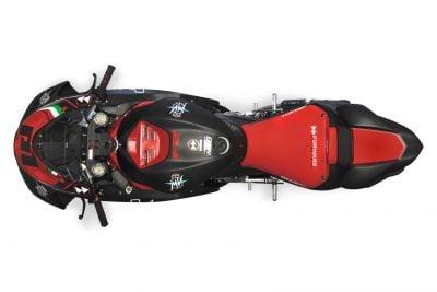 MV Agusta F2 Moto2 rider
