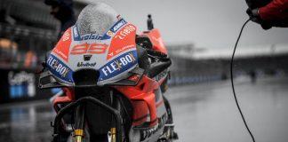 2018 Silverstone MotoGP Canceled Jorge Lorenzo's Ducati