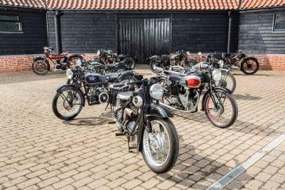 Bonhams Pre-War Collectable Motorcycles