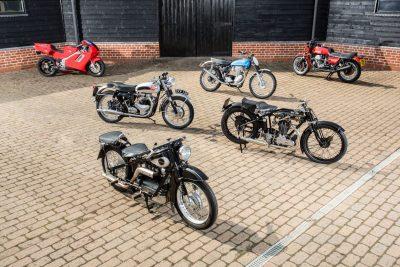 80+ of World's Fastest Production Motorcycles on Block at Bonhams Autumn Sale
