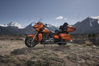 2019 Harley-Davidson CVO Limited horsepower