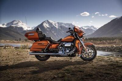 2019 Harley-Davidson CVO Limited colors
