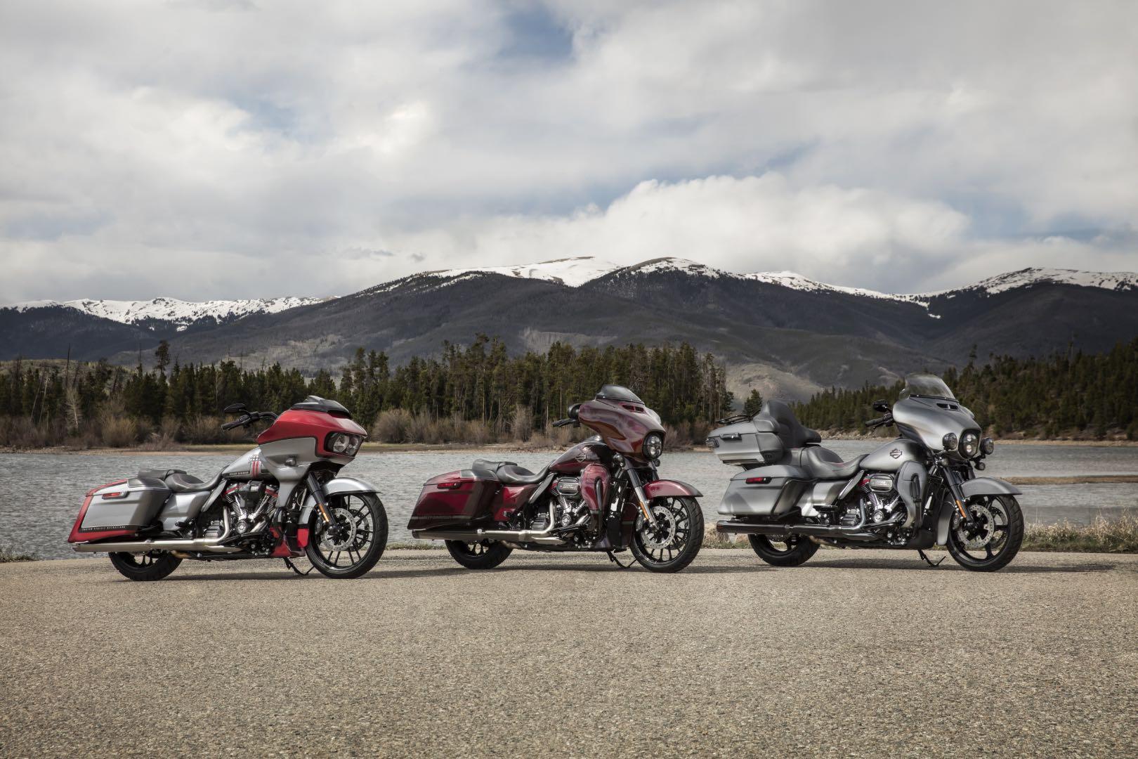 2019 Harley-Davidson CVO Model Updates: Street Glide