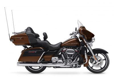 2019 Harley-Davidson CVO Limited new colors