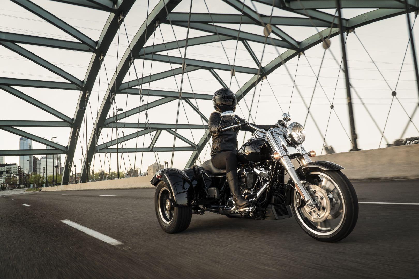 2019 Harley-Davidson Trike Updates (Tri Glide Ultra