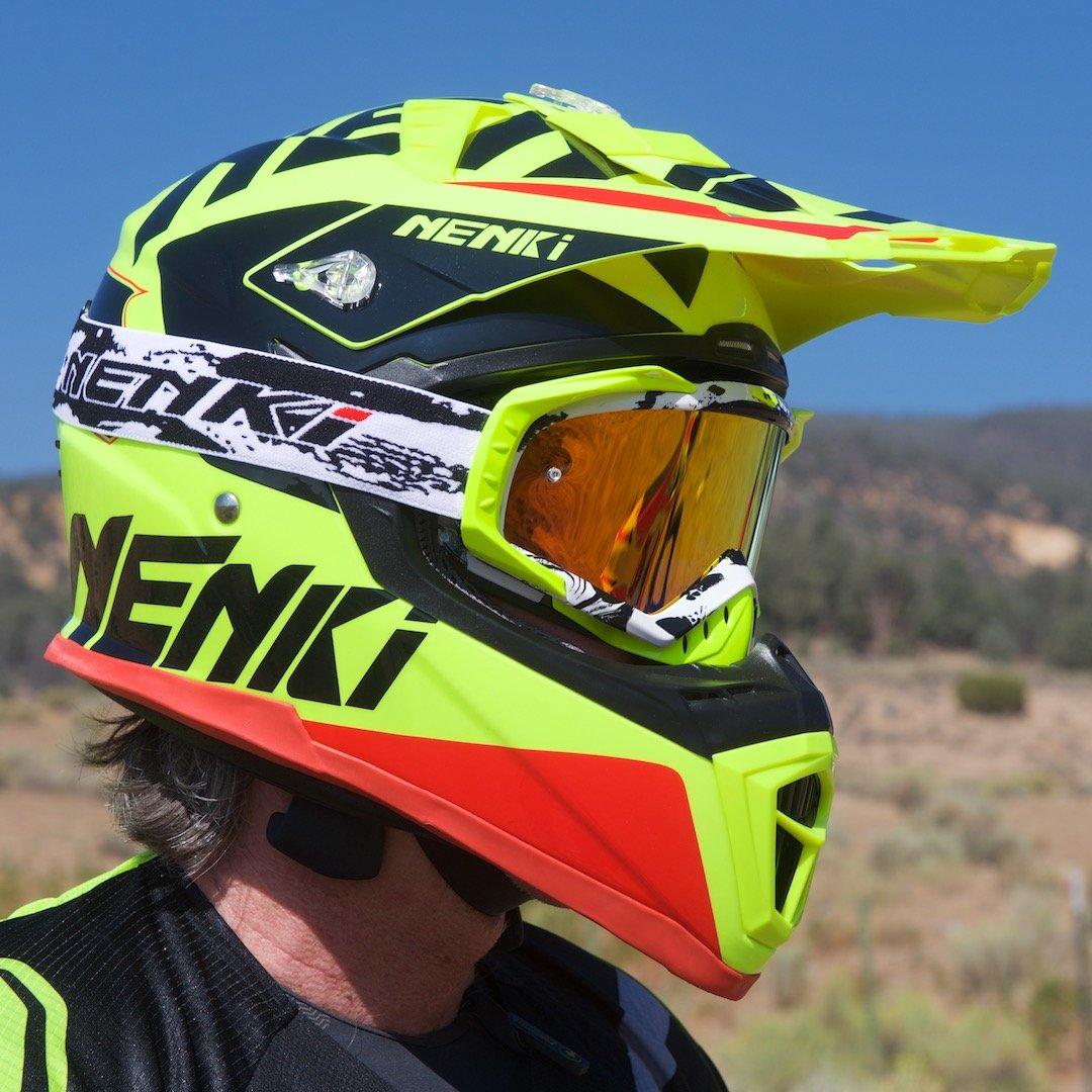 Nenki NK-316 Dirt Bike Helmet price