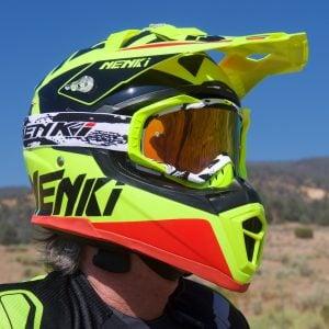 Nenki NK-316 Dirt Bike Helmet for sale
