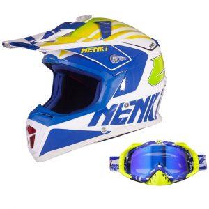 Nenki NK-316 Dirt Bike Helmet Under $100