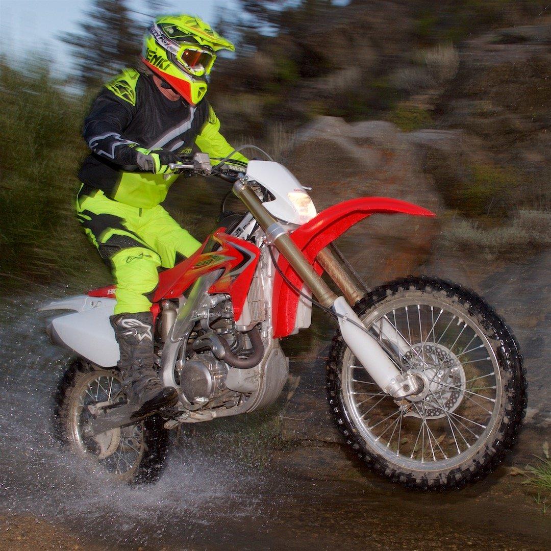 Nenki NK-316 Dirt Bike Helmet review