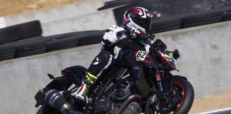 2018 KTM 1290 Super Duke R track review