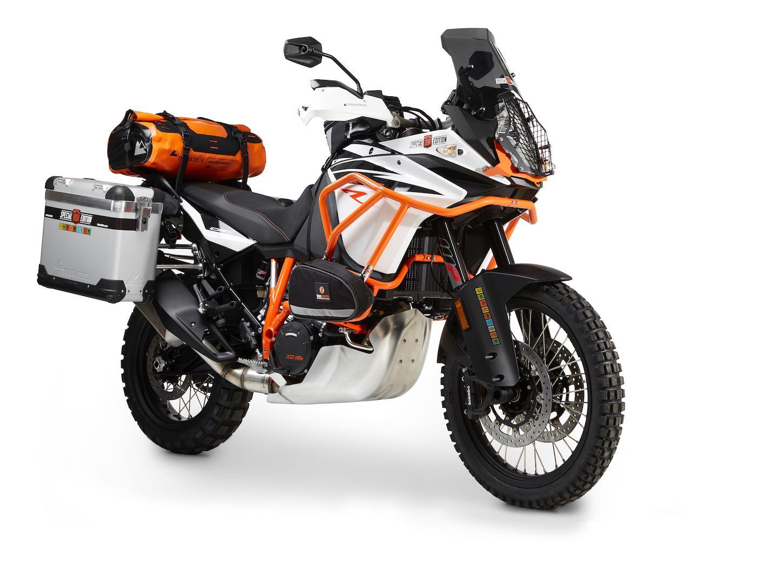KTM 1090 Adventure R Giveaway