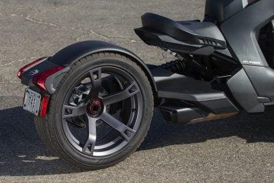 2019 Can-Am Ryker testing