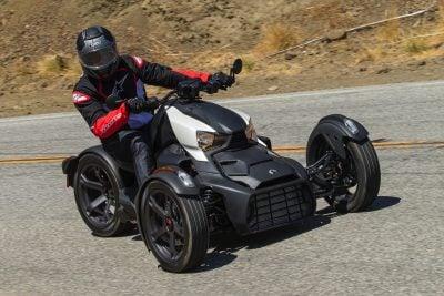 2019 Can-Am Ryker test