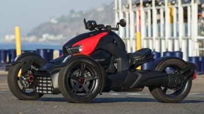 2019 Can-Am Ryker wheel sizes