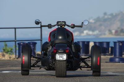 2019 Can-Am Ryker top speed