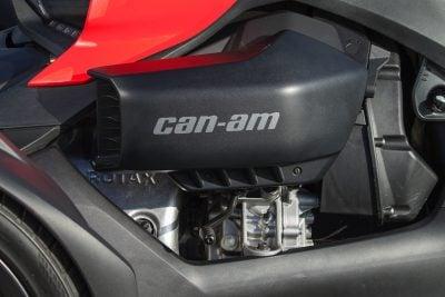 2019 Can-Am Ryker engine
