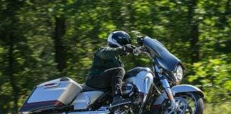 2019 Harley-Davidson CVO Street Glide test