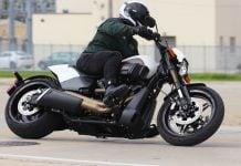 2019 Harley-Davidson FXDR 114 horsepower