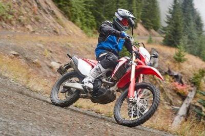 2019 Honda CRF450L review